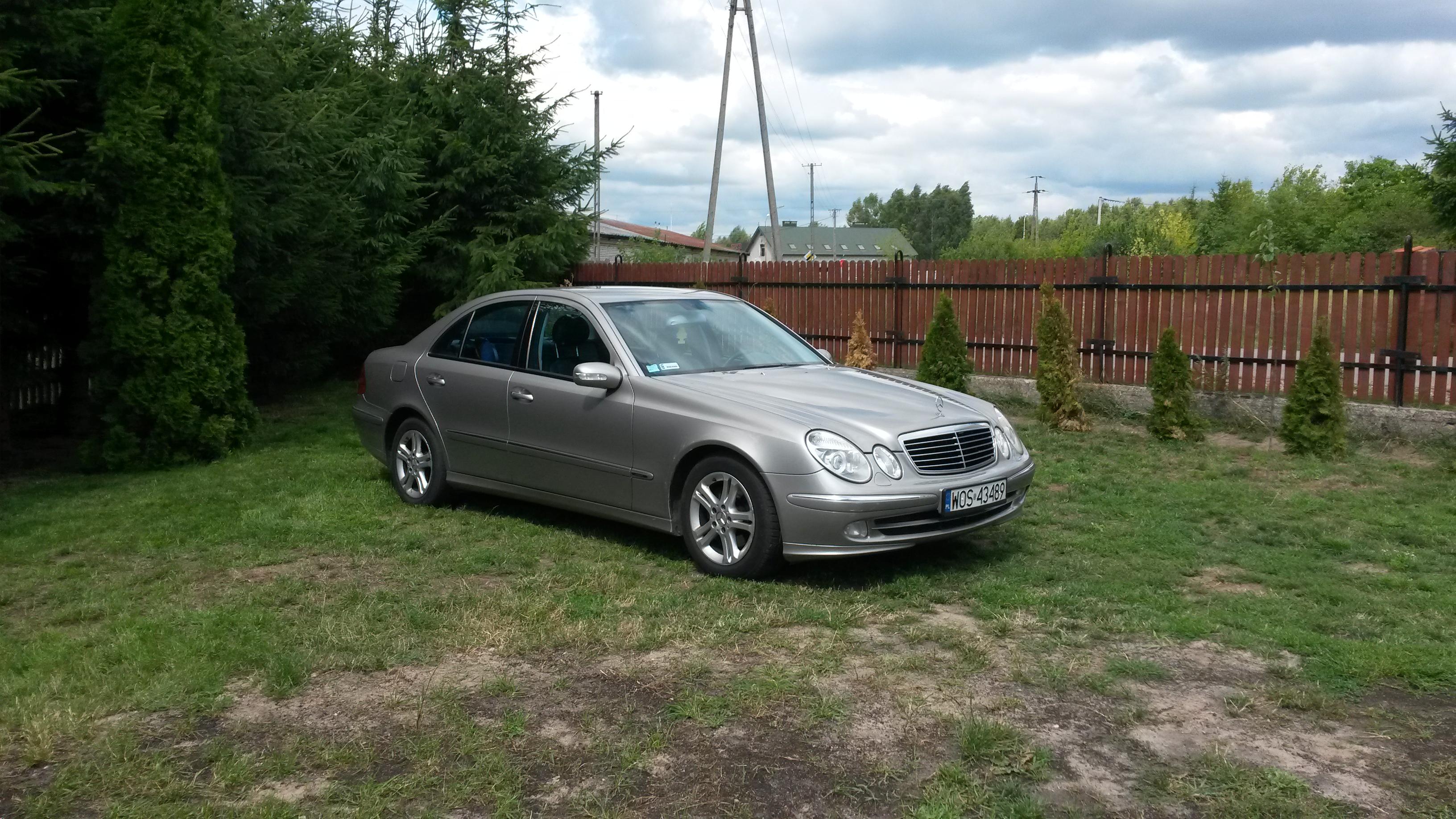 Sprzedam Mercedesa W211