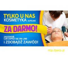 Technik Usług Kosmetycznych – jeszcze nie jest za późno !!!