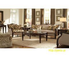 Luksusowe meble z drewna Jacob Furniture