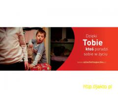 Poszukiwani darczyńcy dla dzieci z AKADEMII PRZYSZŁOŚCI oraz rodzin ze SZLACHETNEJ PACZKI