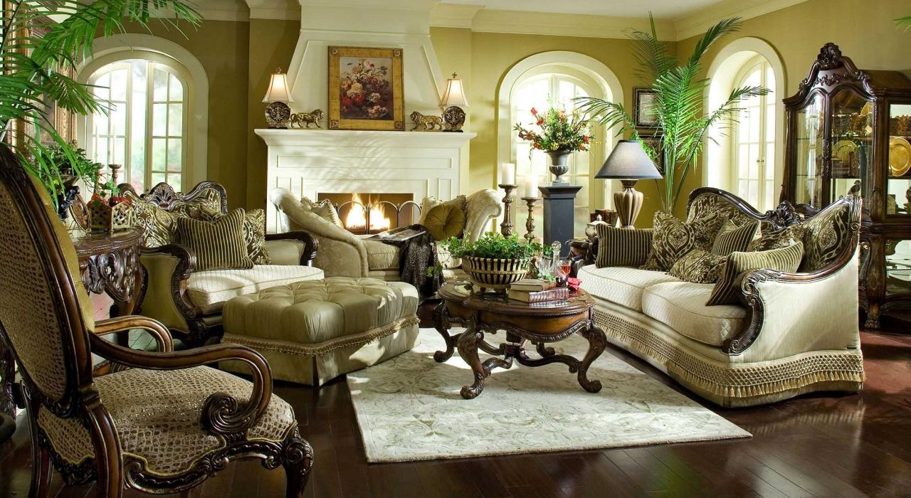 Ekskluzywne meble stylowe Jacob Furniture