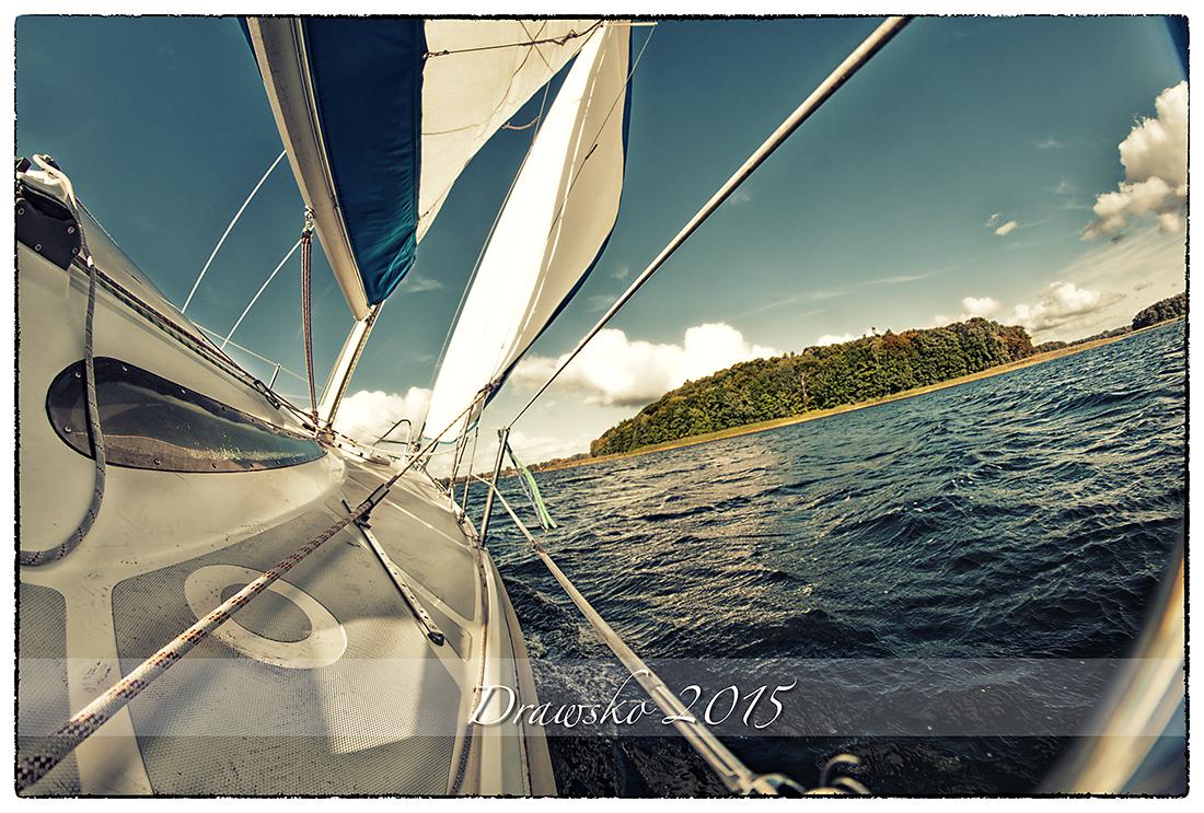 Czartery jachtu Drawsko Czaplinek kursy żeglarskie