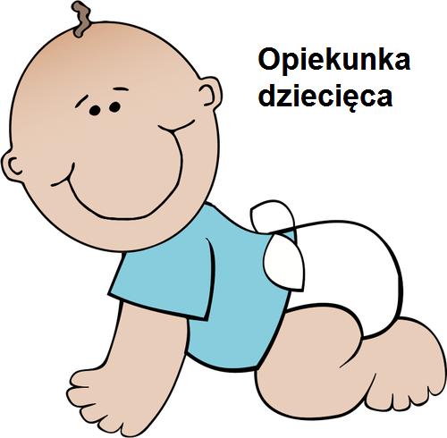 Opiekunka dziecięca - BEZPŁATNY KIERUNEK - 0ZŁ