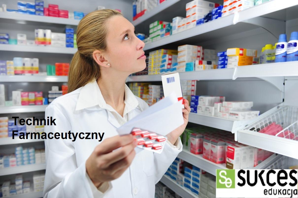 Technik farmaceutyczny - BEZPŁATNY KIERUNEK - 0 ZŁ