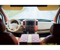 Licencjonowana firma Rktrans oferuje państwu komfortowe przewozy miedzynarodowe osób i przesyłek