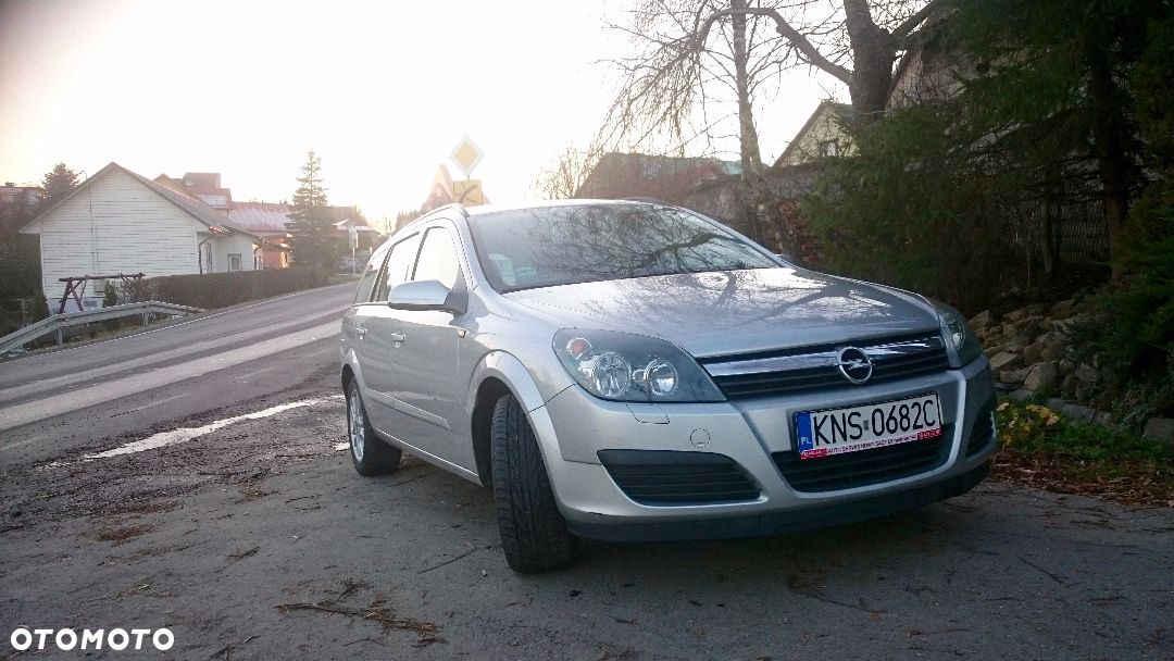 Opel Astra 2006r. 1.9CDTI sprowadzony zarejestrowany stan bdb