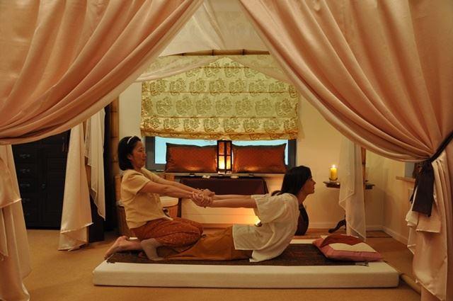 Masaż tajski w salonie Thai Sun -30% na Święta.
