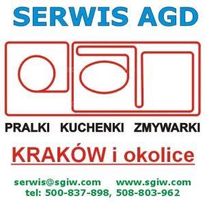 serwis AGD Kraków tel. 508-803-962