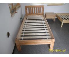 Sprzedaż olchowych łóżek