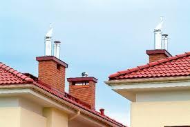 Frezowanie kominów montaż wkładów stalowych i ceramicznych