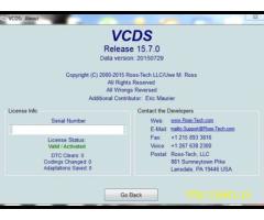 VCDS 15.7.0 nowa wersja FULL(VW - AUDI - SEAT - SKODA) ENG