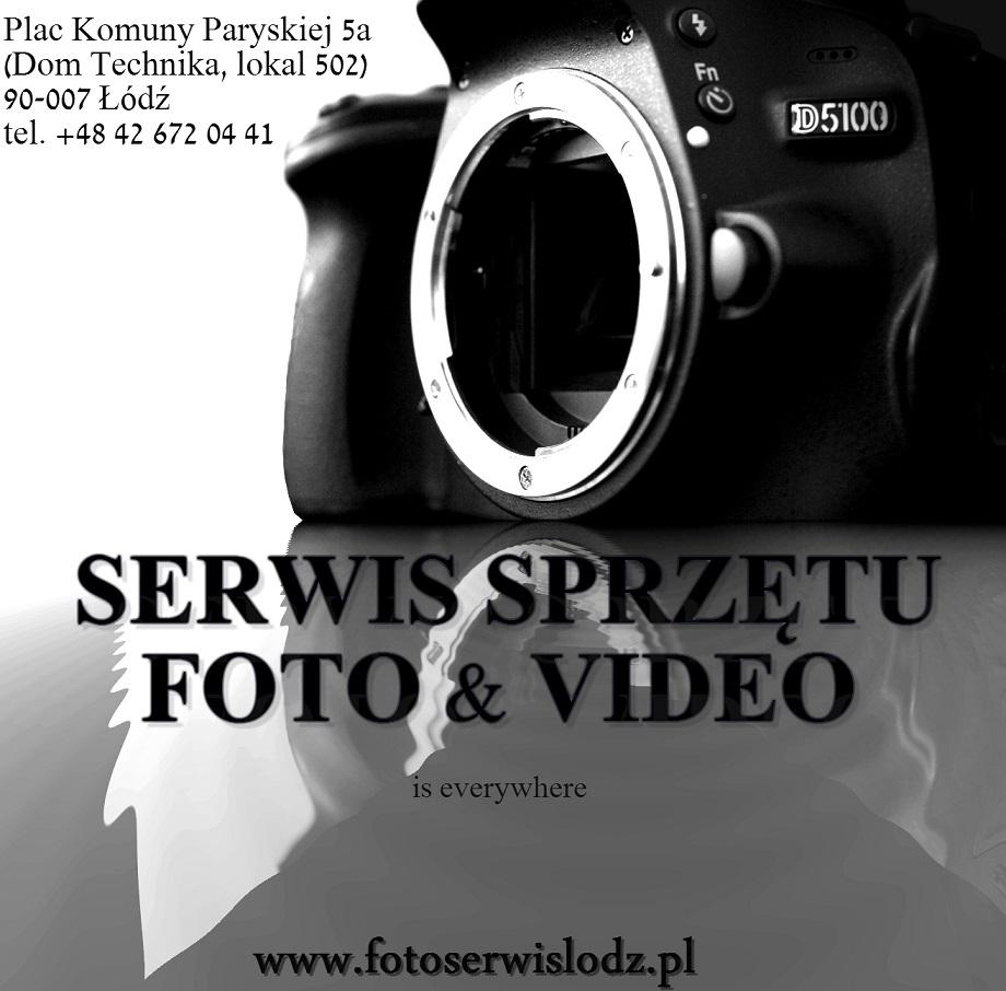 FOTO SERWIS Łódź Śródmieście