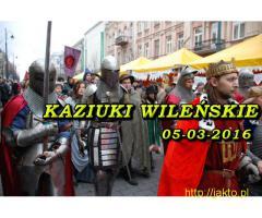 Kaziuki Wileńskie 2016