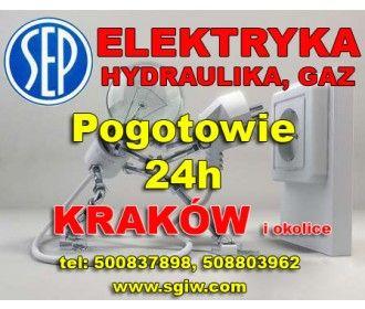elektryk Kraków uprawnienia tel. 508-803-962