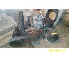 Wydmuch, Kompresor GHH 700, Przystawka odbioru mocy podwójna SCANIA 124