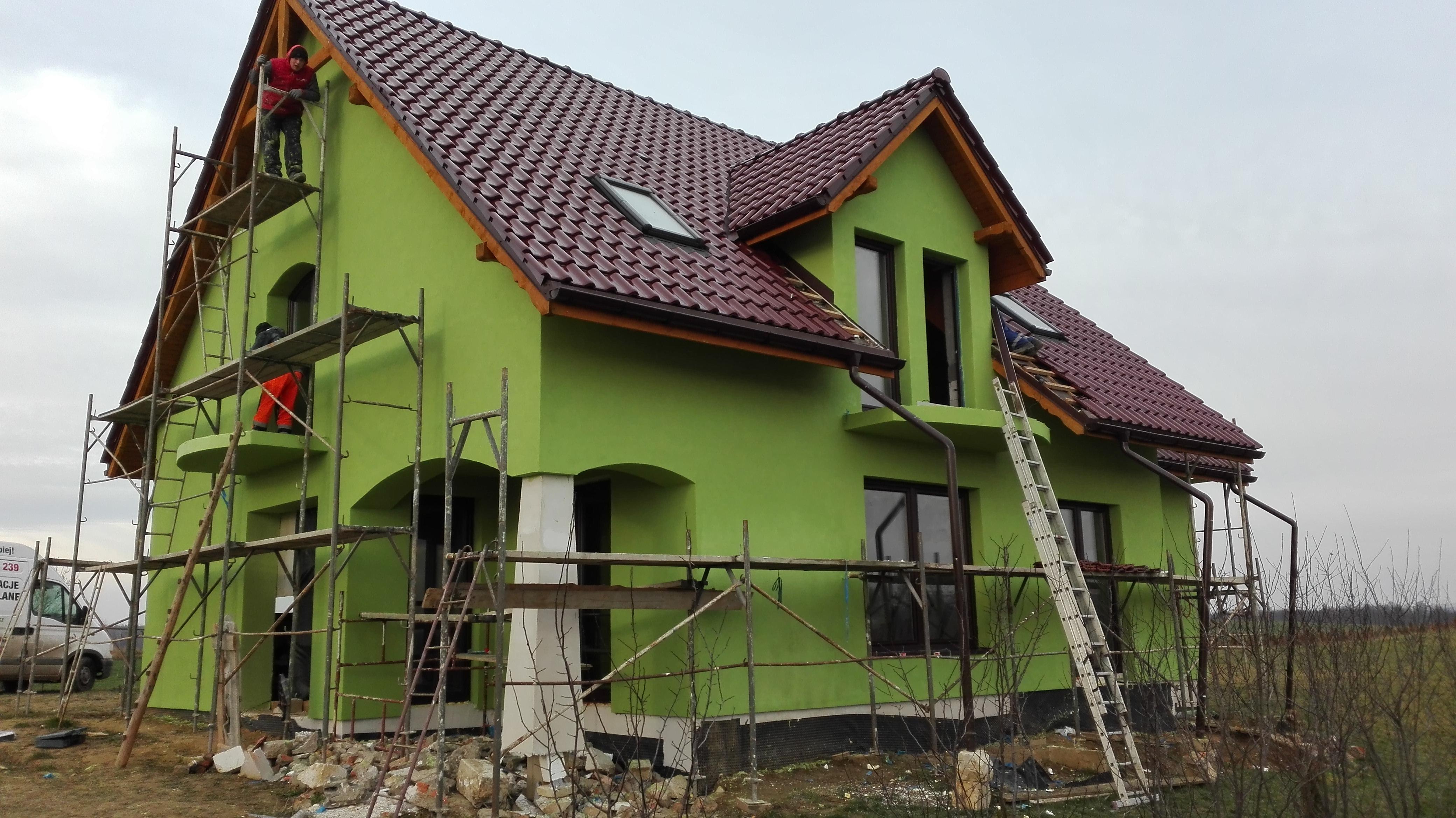 usługi remontowo-budowlane    Red Punkt