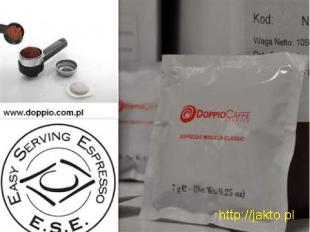 Kawa w Saszetkach E.S.E - CIALDE