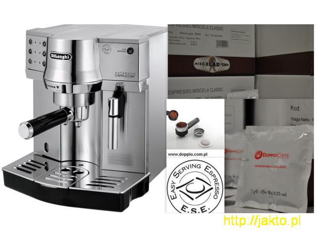 Kawa w Saszetkach E.S.E - CIALDE - 3/4
