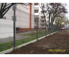 Ogrodzenie Panelowe Wisniowski z montazem 95 zł Mb WOLNE TERMINY