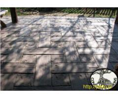 Betonowe drewno-deski,podkłady,płytki tarasowe,ogrodowe...