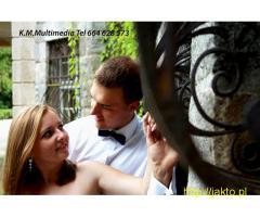 Wideofilmowanie Pisz,Kamerzysta,Fotograf na ślub,Dron