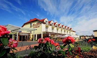 Wypoczynek nad morzem tylko w Hotelu Delfin 4**** w Dąbkach