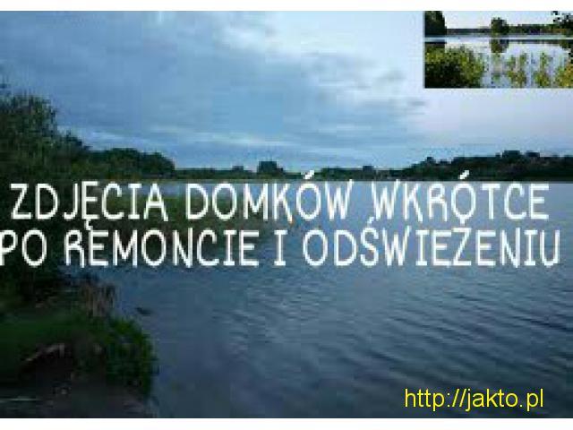 * Domek letniskowy *  Warmia i Mazury * Jezioro Świętajno * - 1/2