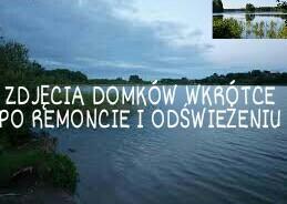 * Domek letniskowy *  Warmia i Mazury * Jezioro Świętajno *