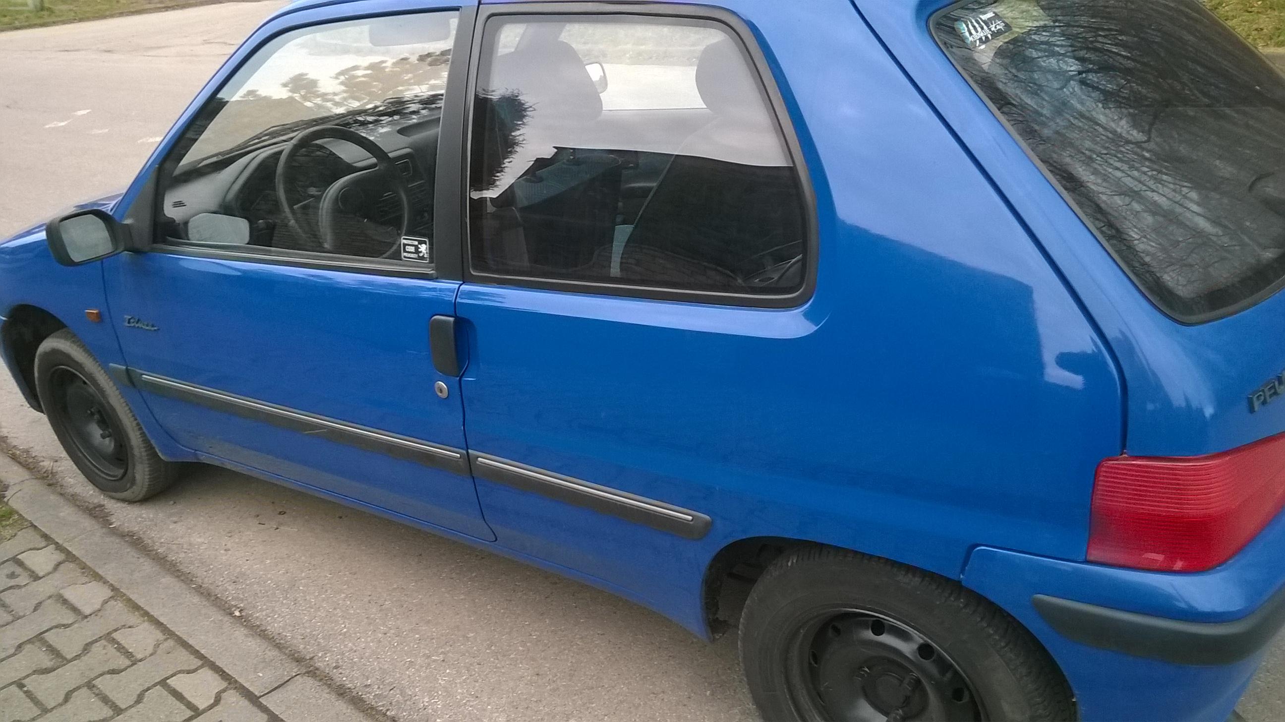 Sprzedam Peugeot 106. Polecam
