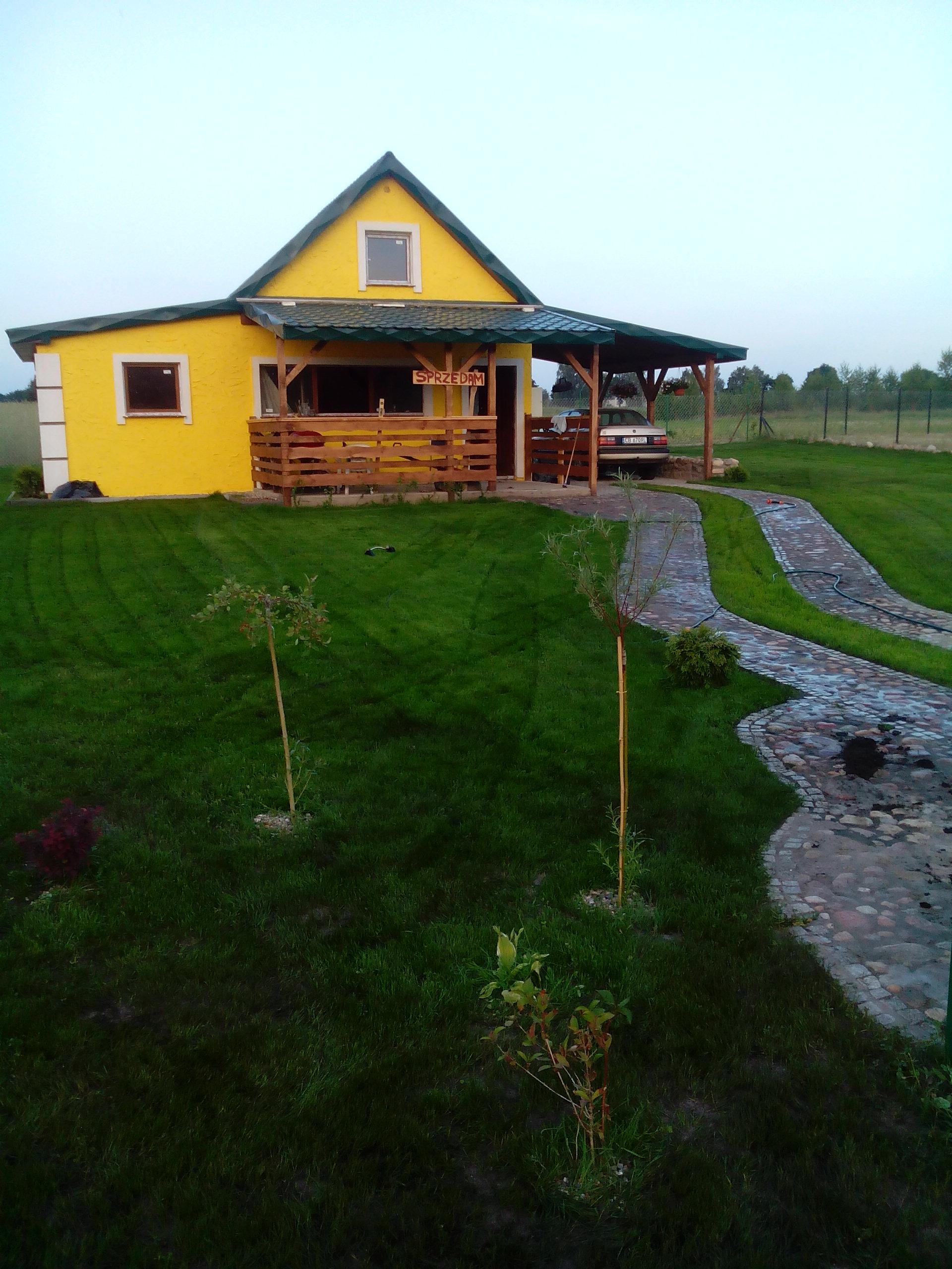 Nowy dom nad Gopłem