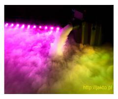 GKN Group GKN Lights Dekoracja światłem taniec w chmurach
