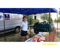 Kuchnia polowa - grochówka wojskowa, catering, wynajem