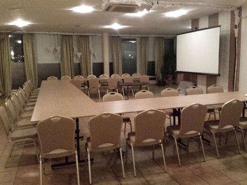 Sala konferencyjna, wynajem na szkolenia, pokazy