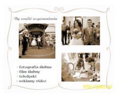 Fotografia ślubna i film ślubny w korzystnej cenie