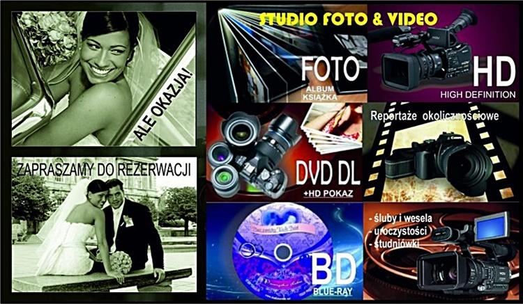 Okazja - fotografia ślubna i film ślubny w promocyjnej cenie.