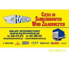 Silnik do windy Bar Cargolift Dautel Sorensen Zepro MBB Hubfix Części do wind Serwis