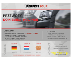 Perfecttour Międzynarodowy Przewóz Osób i Paczek