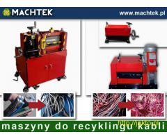 Maszyny Do Recyklingu Kabli
