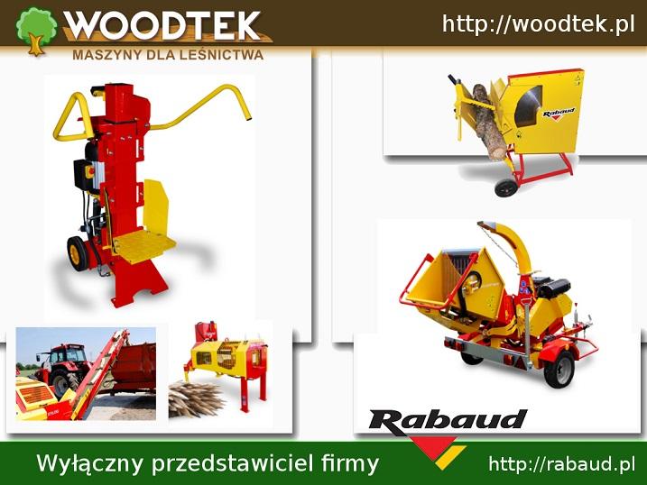 Maszyny Dla Leśnictwa
