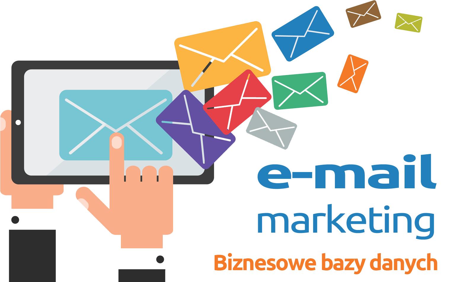 Aktualne bazy mailingowe B2B - skuteczna reklama!