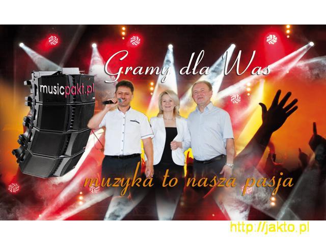 ZESPÓŁ MUZYCZNY MUSIC PAKT - wesele na śląsku i nie tylko!