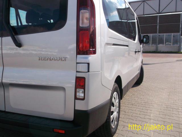 Renault Traffic- bus - wynajem - 2/3