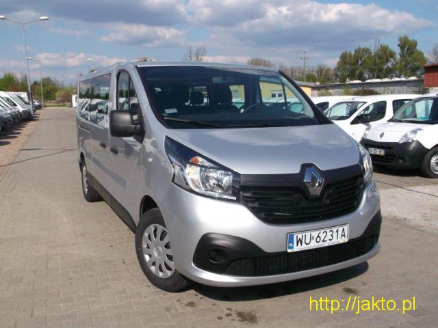 Renault Traffic- bus - wynajem - 3/3