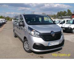 Renault Traffic- bus - wynajem - Obraz 3/3