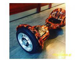 Deskorolka elektryczna /hoverboard/ skuter elektryczny 10'