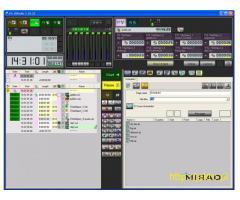 System emisyjny Mirad HD ForwardTS-IP (AVC-HD + HD-SDI)