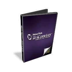 NewTek TriCaster 860MS + 860CS + Virtual Set Editor 2.5 + Live Text 2