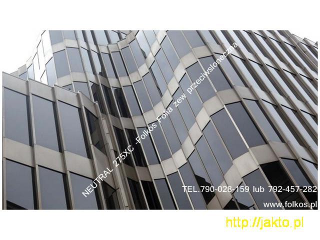 Folie przeciwsłoneczne zewnetrzne NEUTRAL 275XC -Folkos Folie  Siemiatycze, Drohiczyn