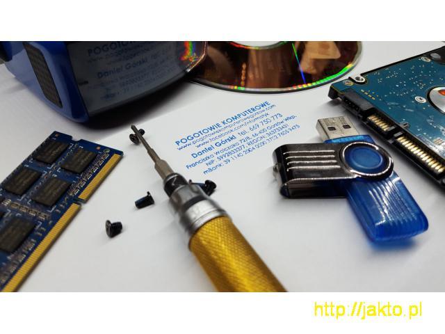 Informatyk, Pomoc Komputerowa, Pogotowie Komputerowe, Naprawa Komputerów, Gorzów.