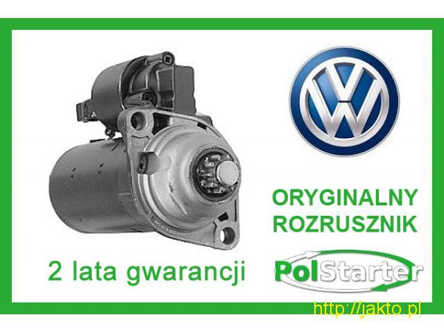 Rozrusznik VW Golf IV Audi A3 Octavia Ibiza Leon